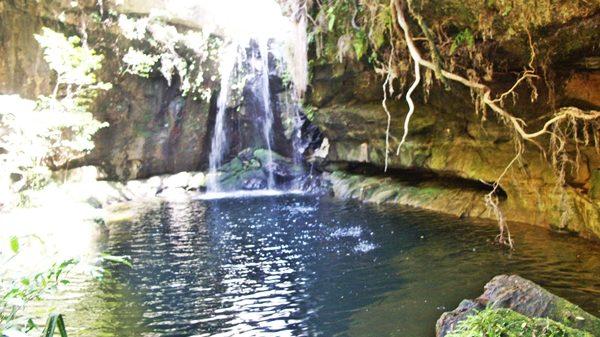 Parc de l'Isalo: la piscine naturelle