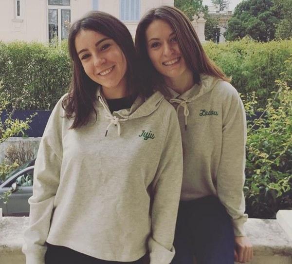 Les nutritionnistes: Julia et Louise