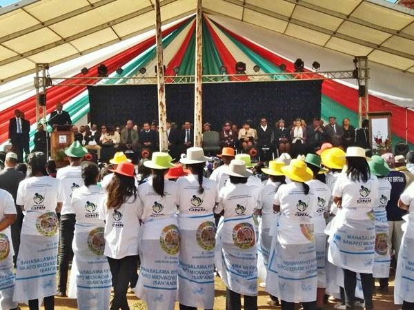 Journées de l'ONN Antsirabe