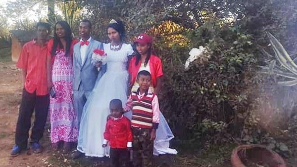 Mariage à Ihazolava