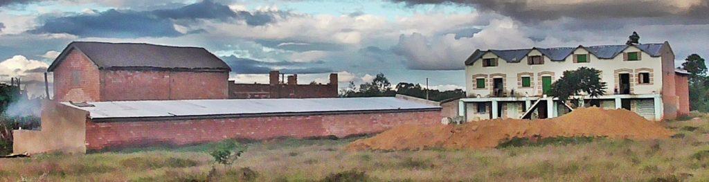 Kélilalina en 2019 : centre de formation et ferme