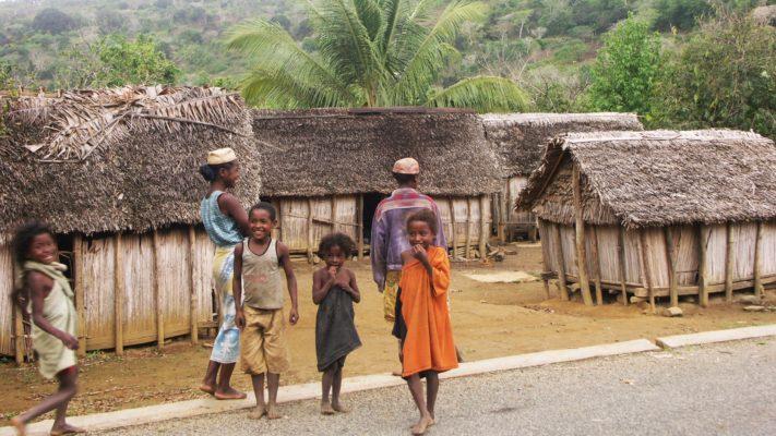 Village de l'Est