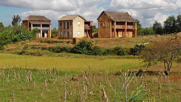Village des Hauts plateaux