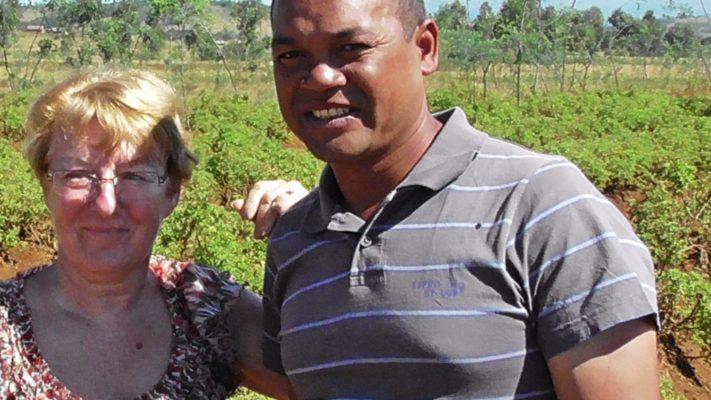 Benja et Chantal